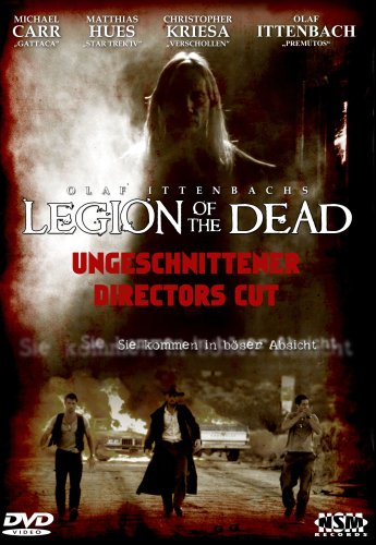 Bild von Legion of the Dead - Directors Cut - limitiertes Star Metalpak - Cover A