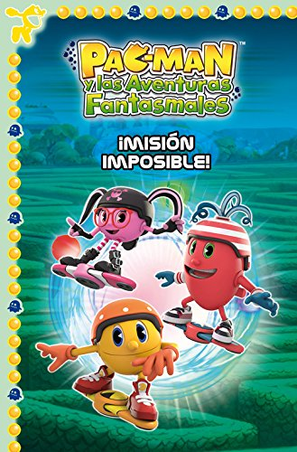 Pac-Man. ¡Misión imposible! (Pac-Man. Primeras lecturas)