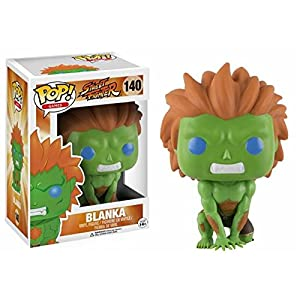 Funko Pop Blanka – Ed. Limitada (Street Fighter 140) Funko Pop Street Fighter