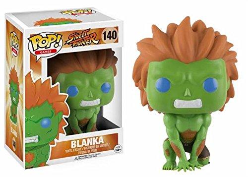 Funko Pop Blanka – Ed. Limitada (Street Fighter 140) Funko Pop Street Fighter