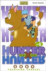 Hunter X Hunter Edition simple Tome 6