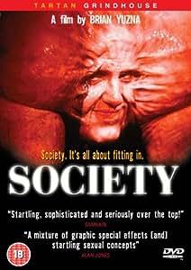 Society [1989] [DVD]