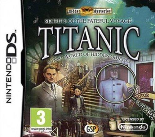 Hidden Mysteries-Titanic (Ds Spiele Gesellschaftsspiele)