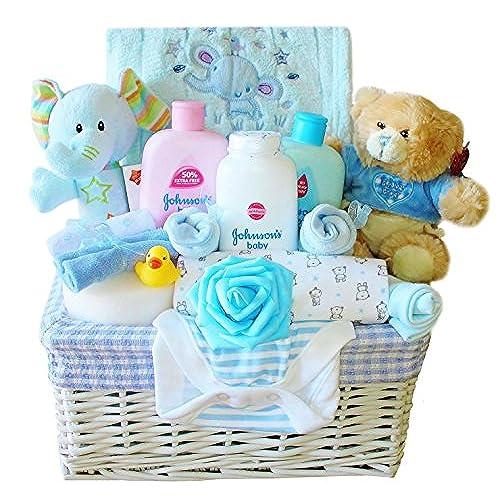 Baby gift baskets amazon