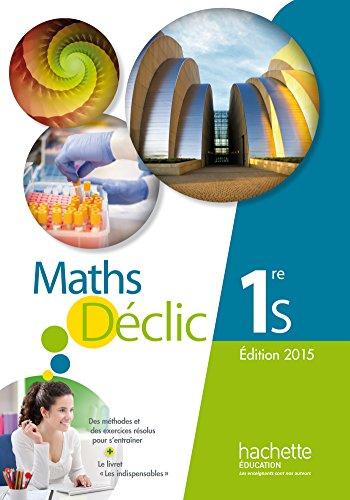 Maths 1re S par Jean-Paul Beltramone, Frédéric Boure, Franck Giton, Jean Labrosse, Collectif