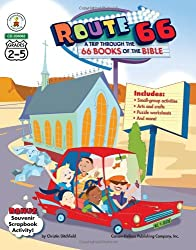 Route 66: A Trip Through the 66 Books of the Bible