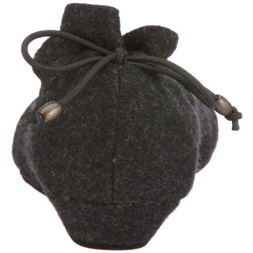 Blowfish Glabella, Ballerines femme flanelle noire bicolore