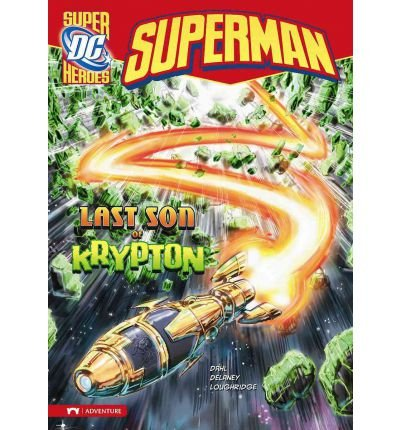 [ Superman: The Last Son of Krypton Dahl, Michael ( Author ) ] { Hardcover } 2009