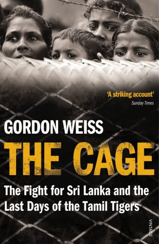 Cage by Gordon Weiss Paperback Book New