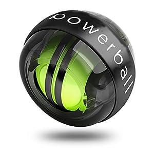 Nouveau Powerball 280 Hz Autostart Pro Appareil d'Exercice pour la Préhension et les Avant-bras, Renforce les Muscles des Avant-bras, Rééducation Douleur au Poignet, Fractures du Poignet