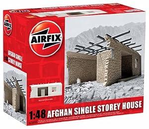 Airfix - Edificio Afghan Single Storey House, 1:48 (Hornby A75010)