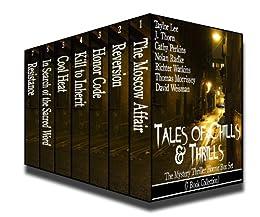 Tales of Chills and Thrills: The Mystery Thriller Horror Box Set (7 Mystery Thriller Horror Novels Book 1) (English Edition) von [Perkins, Cathy, Lee, Taylor, Thorn, J, Radke, Nolan, Watkins, Richter, Morrissey, Thomas, Weisman, David F.]