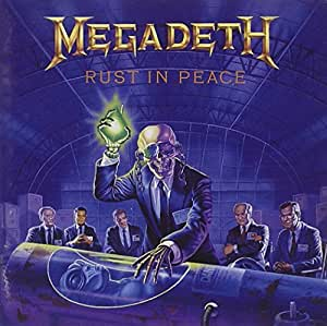 Rust In Peace [Import anglais]