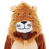 Adultos Niños Pijama Animal Cosplay Disfraces Enterizo Ropa de Dormir Traje de Disfraz para Festival de Carnaval Halloween Navidad
