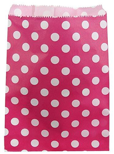 set-de-24-bolsas-para-caramelos-en-papel-diseno-de-lunares-bar-de-caramelos-candy-bar-rosa-fuschia-p