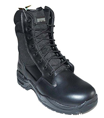 Magnum Hi Tec - Stealth II Side Zip - Boots Stiefel Schuhe Schwarz Schwarz