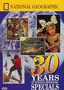 30 Years Of National Geographic Specials [DVD]