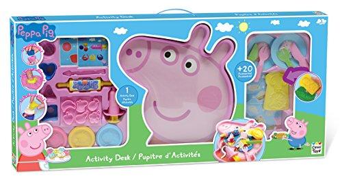 Actividad Peppa Pig PEPP014 para niños Niños Niñas Masa turística Juguetes y juegos