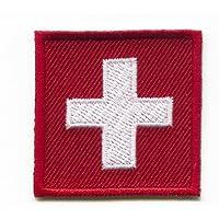 UB Aufn/äher Mittelfranken Flagge Fahne Aufb/ügler Patch 9 cm x 6 cm Neuware!!!