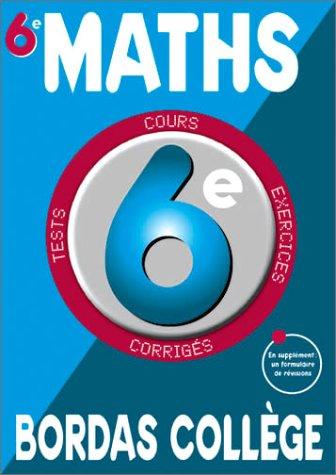 Maths 6ème par Patricia Hennequin