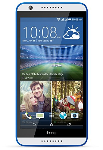 (Certified REFURBISHED) HTC Desire 820G Plus (Santorini White)