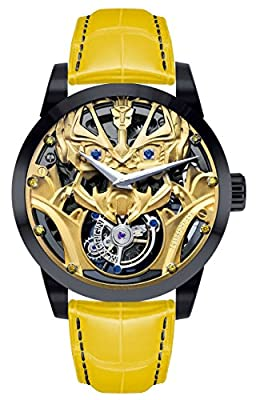 [Limited Edition] Memorigin Transformer Series Tourbillon Watch - Bumblebee