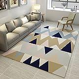 Teppiche Einfache und Moderne Teppiche Fußmatten Wohnzimmer Couchtisch Schlafzimmer Nachttisch Teppiche Startseite Studie skandinavischen Stil
