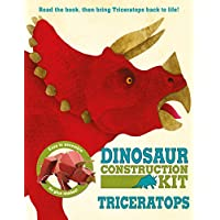 Dinosaur Construction Kit: Triceratops