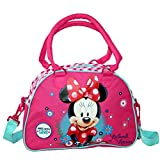 Minnie Maus - Kinder Schultertasche Tasche Classic Mouse 29x22x8cm
