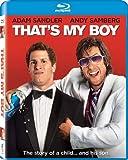 That's My Boy [Blu-ray] [Import italien]