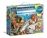Clementoni 69488.4 - Galileo, Das Fossilienlabor, mehrfarbig