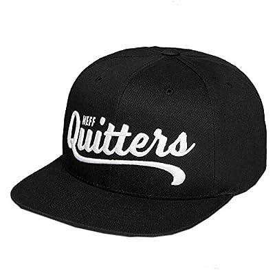 Neff Quitters Cap schwarz
