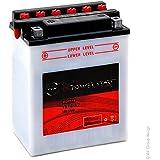 NX - Batterie moto YB14-A2 12V 14Ah - Batterie(s)