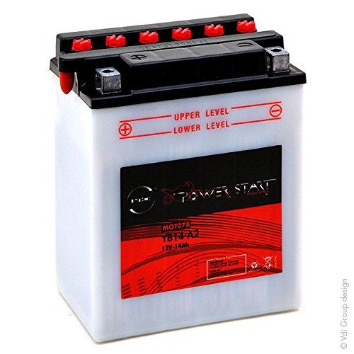 NX - Motorrad Batterie YB14-A2 12V 14Ah