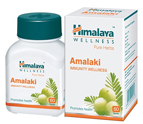 Himalaya Wellness Pure Herbs Amalaki Immunity Wellness - 60 Tablet