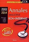 Annales Maloine ECN Internat 2002-2014