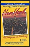 New York : And Pennsylvania and New Jersey (National Geographics Driving Guides to America) by Randall S. Peffer (1997-0