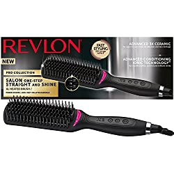 REVLON - RVST2168E - Pro Collection Salon One Step Straight And Shine Brosse Lissante XL