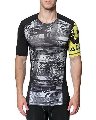 Reebok Fitness T-Shirt a maniche corte Grau m