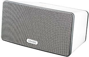 Sonos PLAY:3 Smart speaker for streaming music (White)