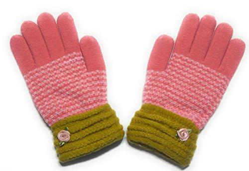 Cotson Women Winter Warm Cute Gloves