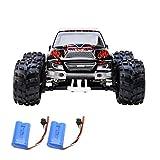 RC Auto, Distianert Macchinina telecomandata Scala 1:18 2.4Ghz 4WD Alta velocità 30MPH con batteria extra ricaricabile