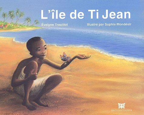 L'île de Ti Jean (1CD audio)
