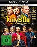 Knives Out - Mord ist Familiensache  (4K Ultra HD) (+ Blu-ray 2D)