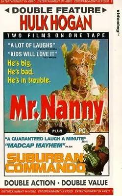 Mr.Nanny/Suburban Commando [VHS]