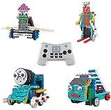 Roboter Set für Kinder - Roboter zum Zusammenbauen - Ingenious Machines Bausatz für ferngesteuertes Spielzeug - TG632 Toller und unterhaltsamer Bausatz & Konstruktionsspielzeug von Toy by ThinkGizmos markenrechtlich geschützt (alle Batterien enthalten)