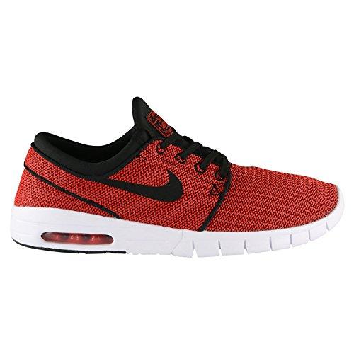Nike 631303 014 SB Stefan Janoski Max Sneaker Schwarz|44 (Stefan Janoski-shirt)