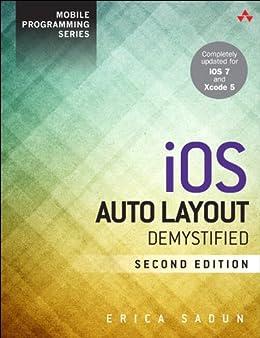 iOS Auto Layout Demystified (Mobile Programming) von [Sadun, Erica]