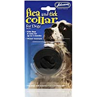 Johnsons Flea and Tick Collar for Dogs (3 Collars)