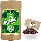 Brokkolisamen zum Keimen - 200g - BIO - verlässlich hoher Sulforaphangehalt - kurze Keimzeit - für leckere, vitalstoffreiche, frische Sprossen & Keimlinge
